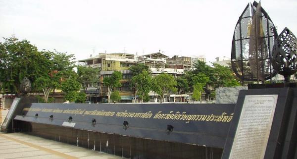 Bangkok Ortsname lang