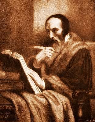 Johannes Calvin um 1858