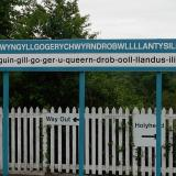 Längste Ortsname in Wales